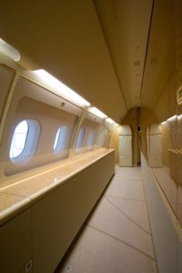 VIP Interior Hallway