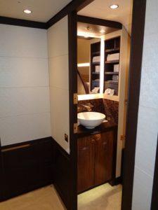 VIP Interior Lav
